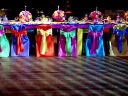 purple chair covers wedding and special event purple lamour chair cover for rent