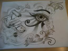 eye of horus tattoo design on chest photo 2 photo pictures