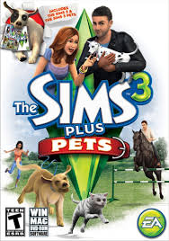 Sims 3 Ps3 Kitchen Ideas by Amazon Com The Sims 3 Plus Pets Pc Mac Video Games