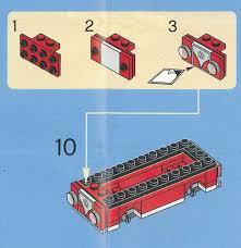 lego mini cooper instructions lego mini vw t1 camper van instructions 40079 modular brick