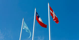 Chile National Flag Maersk Container Industry Delivers First Star Cool Reefer