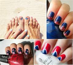 15 patriotic nail art ideas for a 4th of july mani