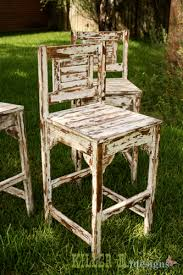 ana white vintage bar stool diy projects