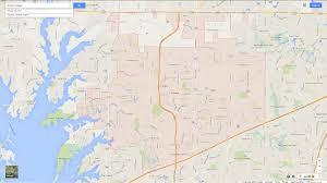 Dallas Tx Map Frisco Texas Map