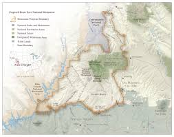 Monument Valley Utah Map by Big Money Environmentalists And The Bears Ears Story Deseret News