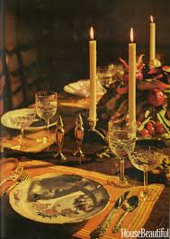 Thanksgiving Table Ideas by Vintage Thanksgiving Tables Vintage Thanksgiving Decorating Ideas
