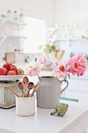 359 best my soulful home kitchens images on pinterest kitchen vintage french ironstone digoin crock and wooden spoons set