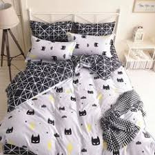 black u0026white her side his side bedding set tag a friend who would