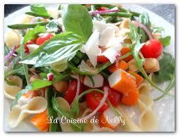 la cuisine de nelly salade de pâtes et surimi la cuisine de nelly cuisine