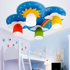 Childrens Lights For Bedrooms Surface Mounted Children Ceiling Ls Bedroom