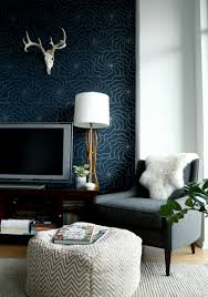 Dark Blue Powder Room Why Dark Walls Work In Small Spaces U2013 Design Sponge