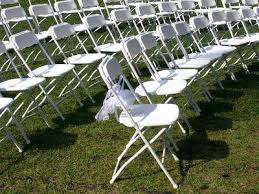 rent white chairs for wedding amazing white wedding folding chair novoch me