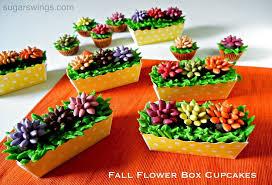 Fall Cake Decorations Top 10 Diy Cupcake Fall Decorations Top Inspired