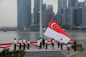 Singapore Flag Button A Writer U0027s Blog My Life My Thoughts