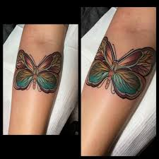 tattoos by jade tattoos nature tree moth