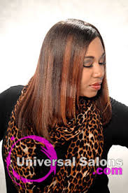 what is a doobie hairstyle pamela webster s flat doobie wrap long hairstyle with highlights
