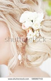 bridal hairstyle stock images royalty free images u0026 vectors