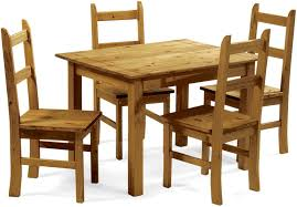 Amazing Mexican Pine Dining Table And Chairs  On Used Dining - Pine dining room sets