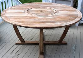 cleaning u0026 sealing outdoor teak furniture shine your light