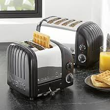 Matte Appliances Dualit Toasters And Kitchen Appliances Crate And Barrel