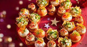 cuisine actuelle noel 100 recettes d apéritifs pour noël cuisine actuelle
