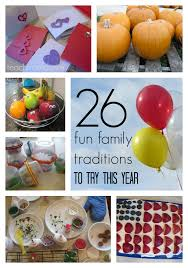 26 cool new family traditions to start in the new year teach