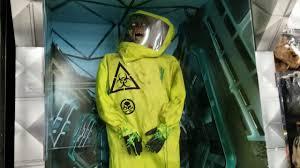 hazmat suit halloween costume spirit halloween 2017 aliens youtube