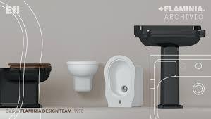 Vio Bathroom Furniture by Efi Flaminia Ceramic