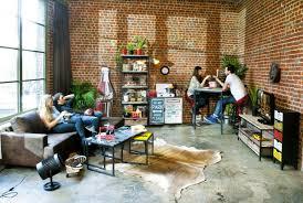 deco industrielle atelier 47 idées déco de meuble tv