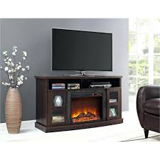 tv stand ameriwood furniture 60 wide bookcase tv stand black
