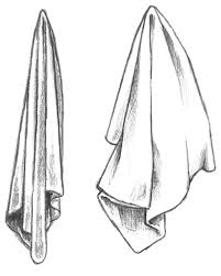 how to draw folds and draping in clothing impact books