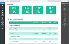 seo monthly report template seo reporting dashboard for agencies reportgarden