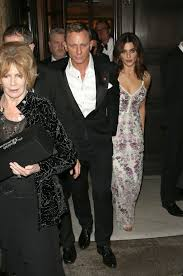 Spectre Film Rachel Weisz And Daniel Craig Arrives At Spectre Film Premiere