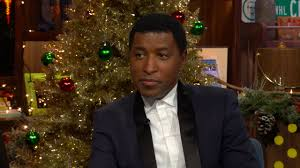 watch after show babyface dishes on streisand u0027s house watch