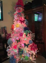 Christmas Decorations 2017 New Movie Troll Christmas Tree December Pinterest Christmas