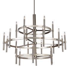 Modern Chandelier Lighting by Lighting Modern Bathroom Chandeliers Circular Chandelier