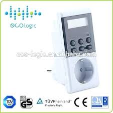 automatic light switch timer no wiring auto light timers smart digital solar dc auto timer on off photocell