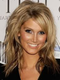 collections of shoulder length hairstyles with layers and side