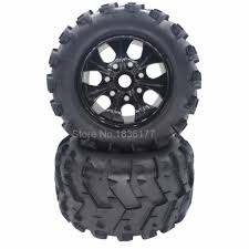 traxxas monster jam rc trucks 4p rc 1 8 wheels tires diameter 150mm u0026 17mm hex for 1 8 monster