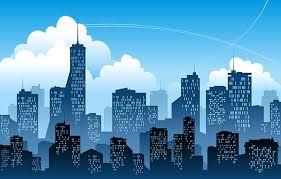city backdrop city mansion backdrop skyline superman