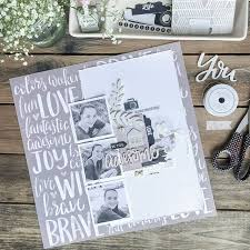 layout instagram pc keep the focus on the photo with a monochromatic layout pc