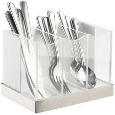 organizer silverware drawer flatware organizer utensil holder