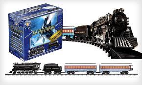 the polar express set groupon goods