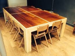 Timber Boardroom Table Ping Pong Conference Table Uk Best Table Decoration