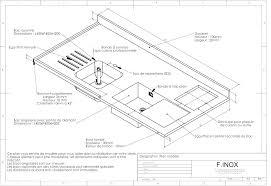 largeur plan de travail cuisine largeur plan travail cuisine taille plan de travail cuisine largeur