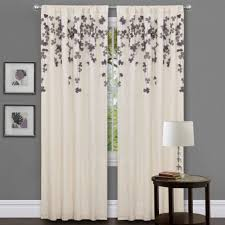 Cheap Grey Curtains Curtains Category Sheer Brown Curtains Yellow Living Room Within