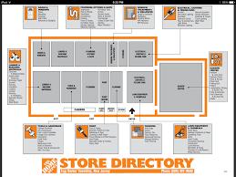 home depot store directory eht nj house shopping list pinterest