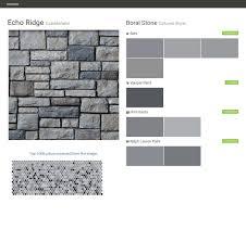 echo ridge cobblefield cultured stone boral stone behr