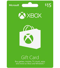 xbox gift card 15 us email delivery mygiftcardsupply