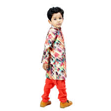 indian kids bollywood style sherwani with brijesh pant 4 5 years